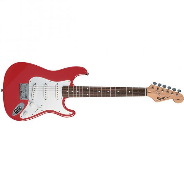 Custom Squier Mini Strat® Torino Red #1 image