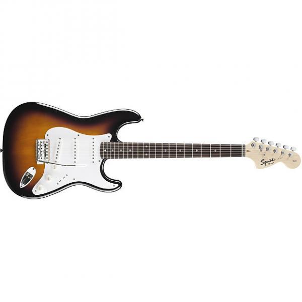 Custom Squier Affinity Series™ Stratocaster® Brown Sunburst #1 image