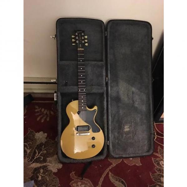 Custom Gibson Les Paul Junior 2015 Gloss Yellow #1 image