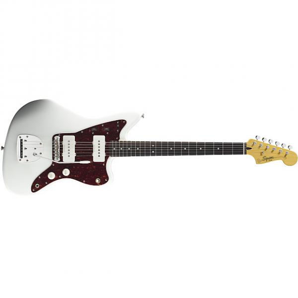 Custom Squier Vintage Modified Jazzmaster®, Olympic White, Rosewood Fingerboard #1 image