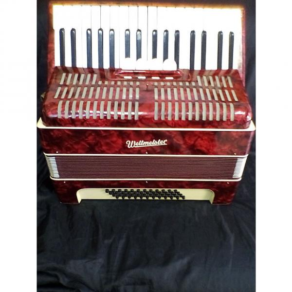 Custom accordeon weltmeister (RED) #1 image