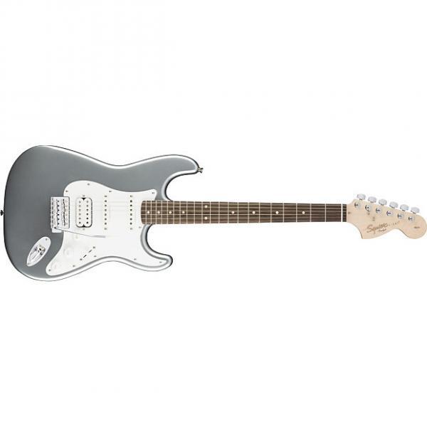 Custom Squier Fender Affinity Stratocaster HSS Slick Silver #1 image