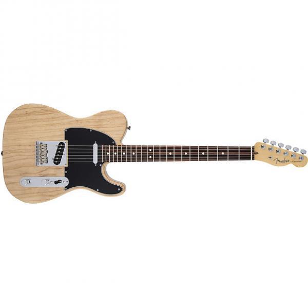 Custom Fender American Standard Telecaster® Rosewood Fingerboard Natural (Ash) - Default title #1 image