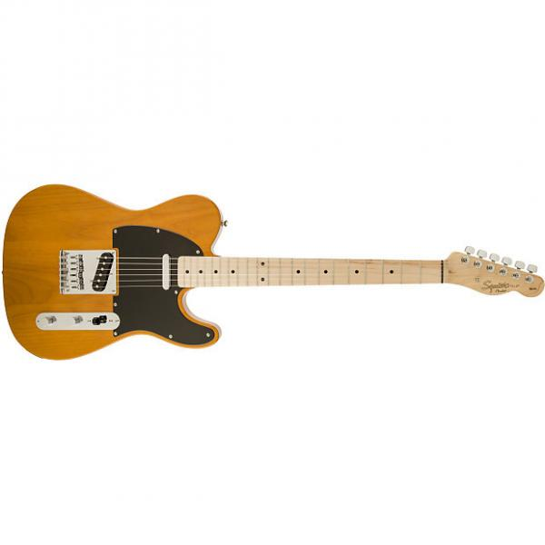 Custom Squier Affinity Series™ Telecaster® Butterscotch Blonde #1 image