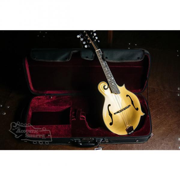 "Custom Eastman ""Gold Top"" F-Style Mandolin (MD415-GD) #1 image"