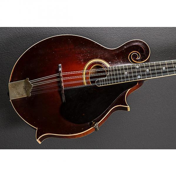 Custom Gibson F-4 Mandolin 1921 Sunburst #1 image