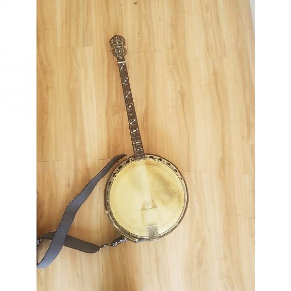 Custom Paramount Tenor Banjo 1930s #1 image