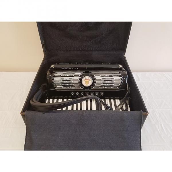 Custom Titano Grand 1960's Black Gloss w/Chrome Trim #1 image