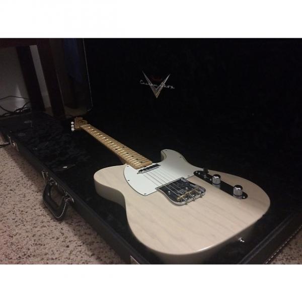 Custom Fender Custom Shop Telecaster  2016 Olympic White #1 image