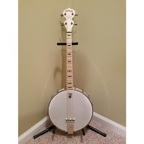Custom Deering Goodtime 17 Fret Tenor Banjo #1 image