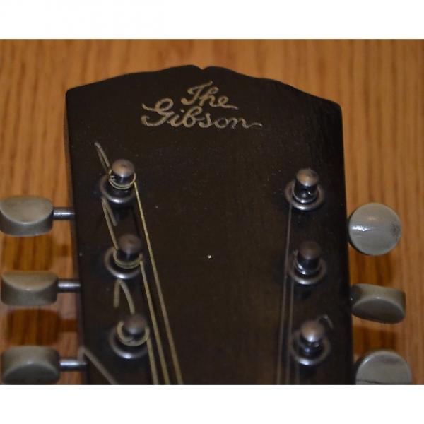 Custom Gibson A Junior 1920s Walnut #1 image