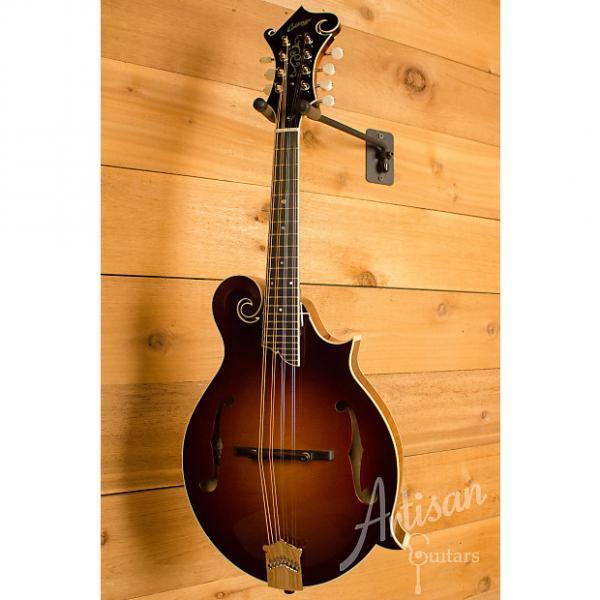 Custom Collings MF5 Mandolin F Style with Adirondack and Birdseye Maple #1 image