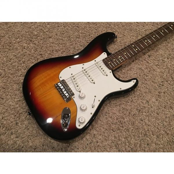 Custom Squier Vintage Modified Stratocaster Duncan Designed Pickups Upgraded Trem Block #1 image