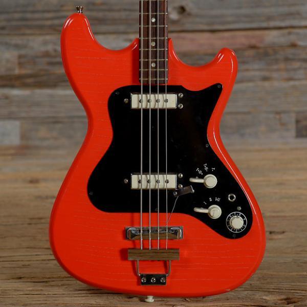 Custom Klira Bass Red 1960s #1 image