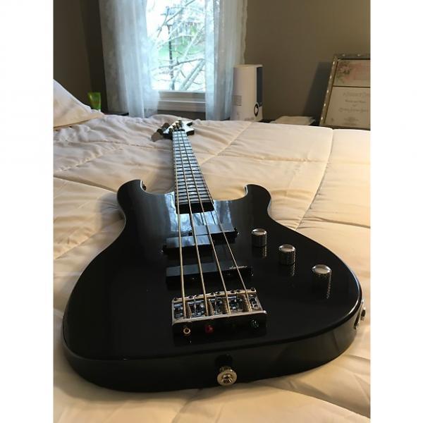 Custom Charvel / Jackson CSM-2B Bass 1990s Midnight Blue #1 image