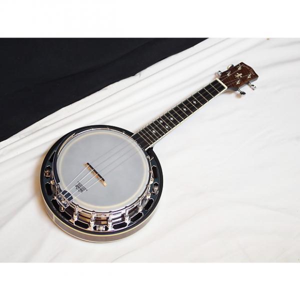 Custom GOLD TONE Banjolele-DLX deluxe resonator Banjo UKULELE new UKE - B-stock #1 image