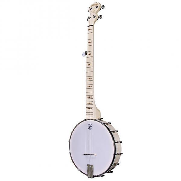 Custom Deering Goodtime 5 String Banjo #1 image