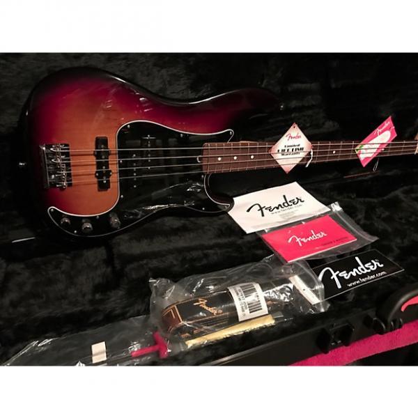 "Custom Fender Limited Edition American Standard ""PJ"" Bass #1 image"