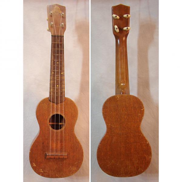 Custom Vintage Favilla Soprano Ukulele #1 image
