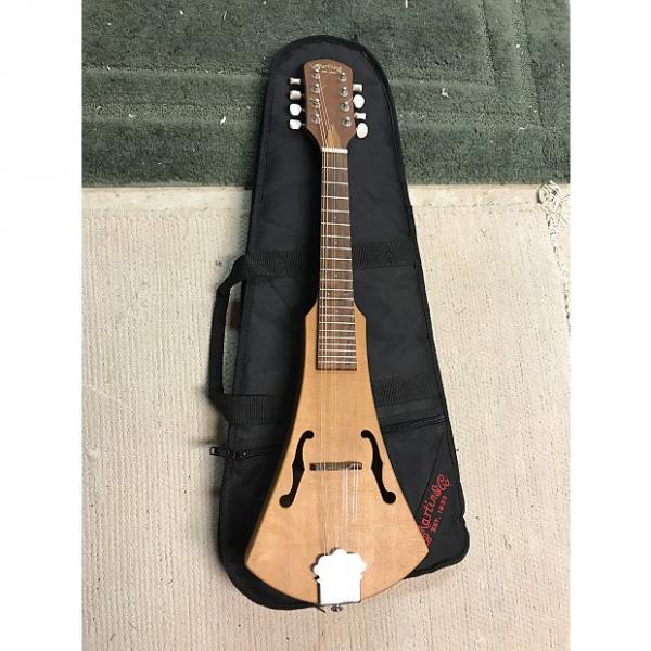 Custom Martin Backpacker Mandolin 1990s Mahogany & Cedar #1 image