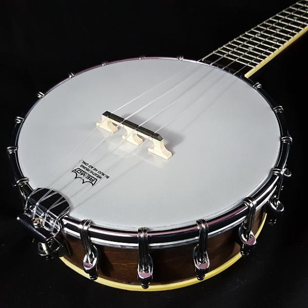 Custom New Gold Tone BUC Concert Scale Banjo Ukulele Banjolele with Logo'd Hard Case #1 image