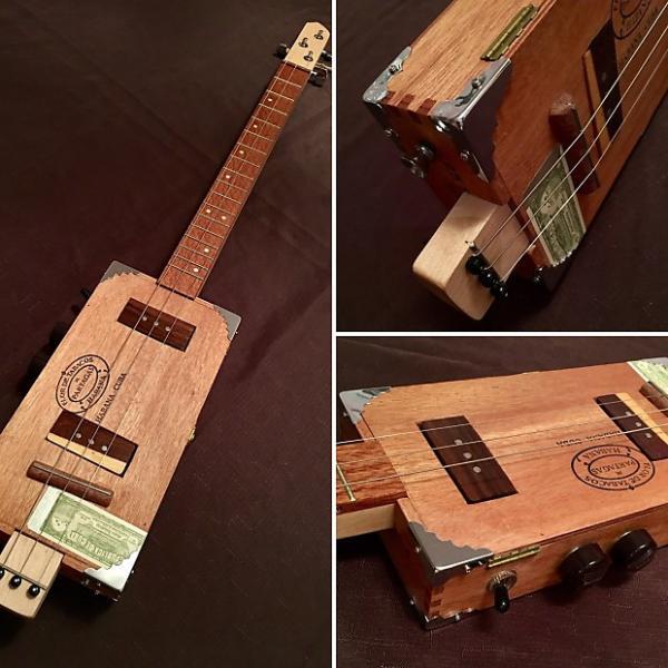 Custom Birdwood Guitars Lightning Boy Deluxe 2017 woody #1 image
