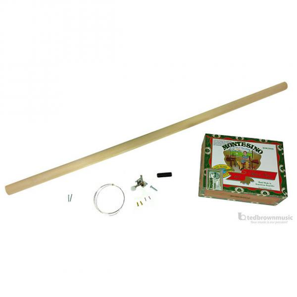 Custom C.B. Gitty Cigar Box Diddley Bow (One-string Guitar) Kit #1 image