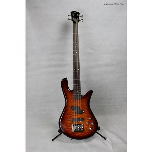 Custom Spector LG4STDTB Legend 4 Bass 2016 Sunburst #1 image