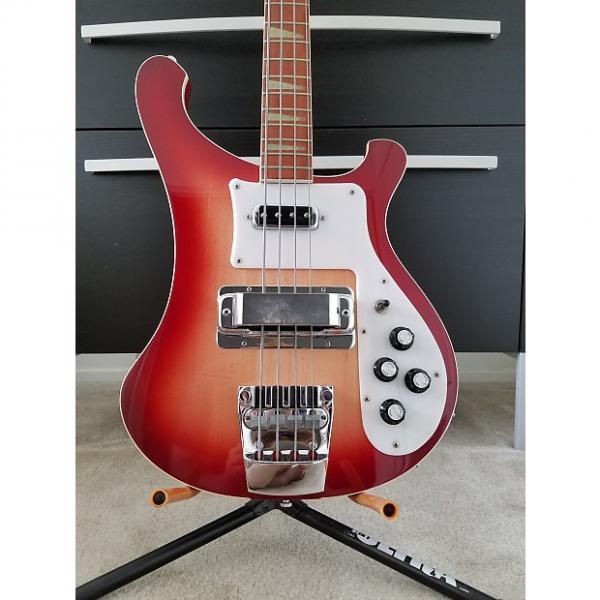 Custom 1995 Rickenbacker 4003 Fireglo #1 image