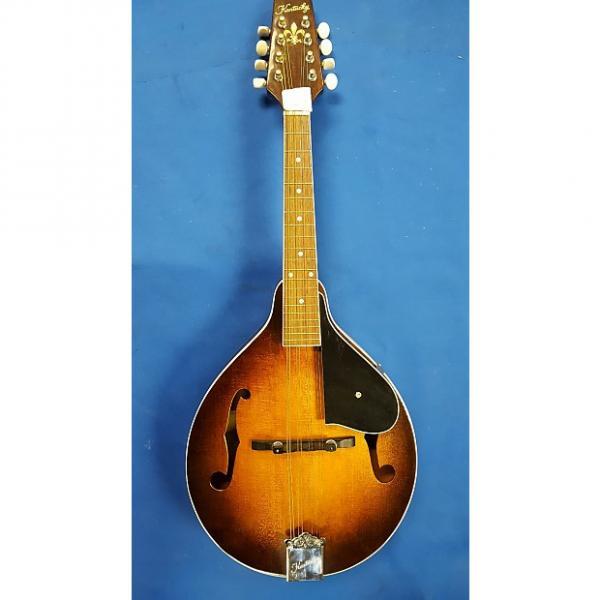 Custom Kentucky Mandolin  KM180S  Tobacco Sunburst #1 image