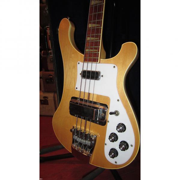 Custom 1978 Rickenbacker Model 4001 Bass #1 image