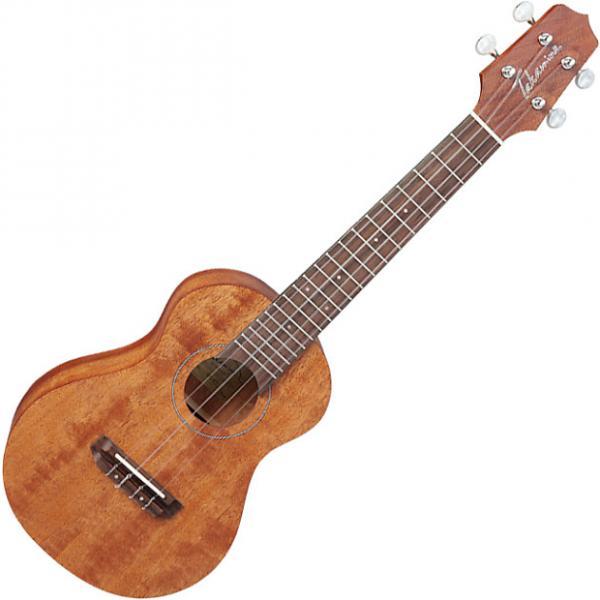 Custom Takamine GUC1 Concert Acoustic Ukulele Natural #1 image