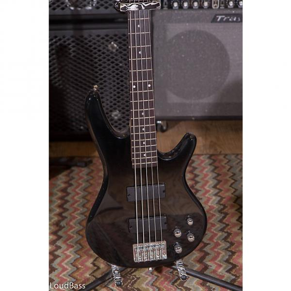 Custom Ibanez GSR205 5 string bass with active preamp blow out sale New Old Stock #1 image
