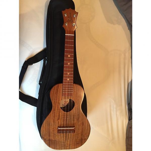 Custom KoAloha Opio Concert Ukulele Natural #1 image
