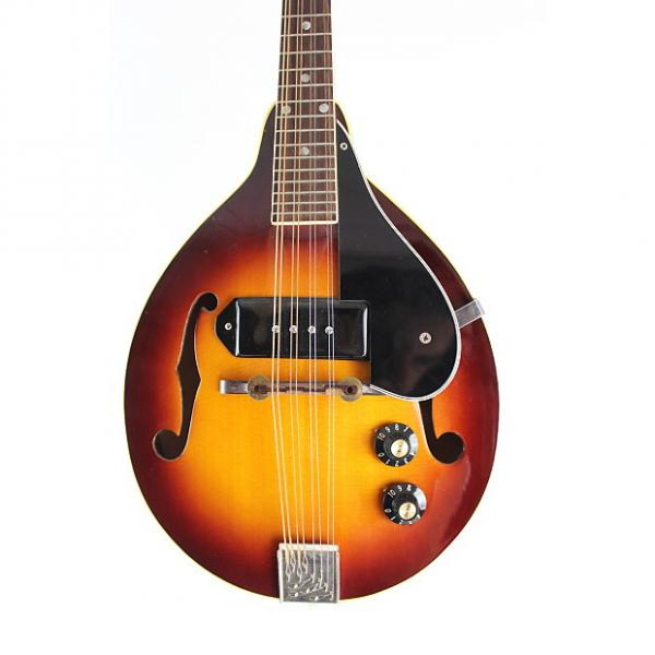 Custom Gibson EM-150 Mandolin 1968-69 Sunburst #1 image
