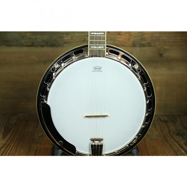 Custom Fender Concert Tone 54 Banjo Natural Mahogany #1 image