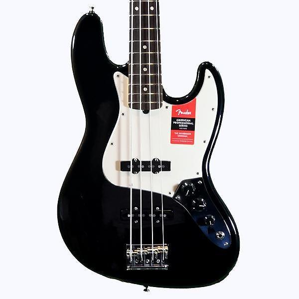 Custom Fender American Professional Jazz Electric Bass #1 image