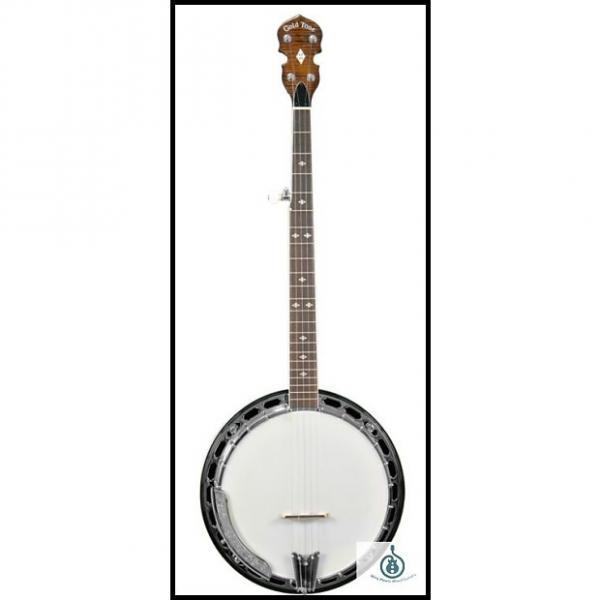 Custom Gold Tone BG-250F 5-String Banjo, 3-Ply Canadian Maple, Bell Brass Tone Ring New, Free Shipping #1 image