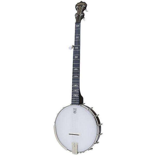 Custom New Deering Artisan Goodtime 5-String Openback Banjo with Free Shipping #1 image