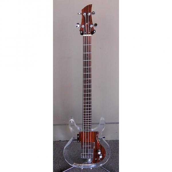 Custom 1970 Dan Armstrong  Lucite Bass  with Case #1 image