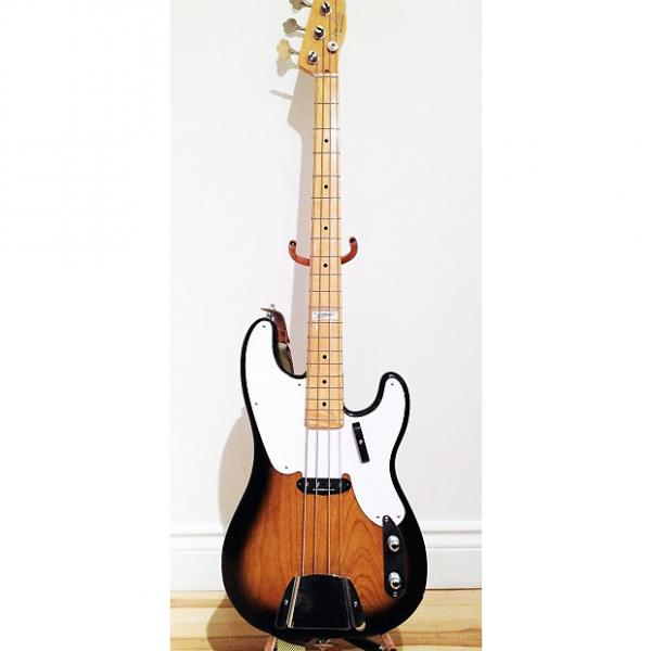 Custom Fender Sting Precision Bass MIJ 2 Color Sunburst #1 image