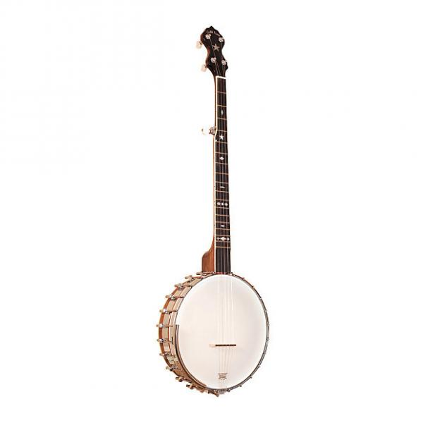 Custom Gold Tone OT-800 Old Time Vega Tubaphone-Style Banjo with Case #1 image