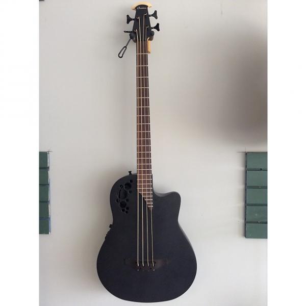Custom Ovation ovation b778tx bass 2016 black #1 image
