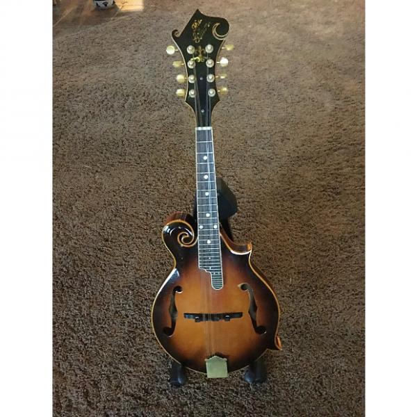 Custom Gibson F-12 Mandolin 1973 Two-tone Burst #1 image