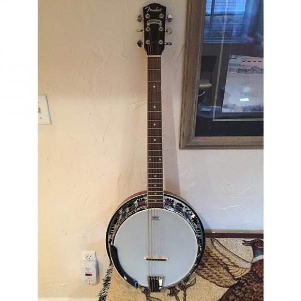 Custom Fender Rustler 6 string Banjo #CD14050177 Year Unknown Color as pictured #1 image