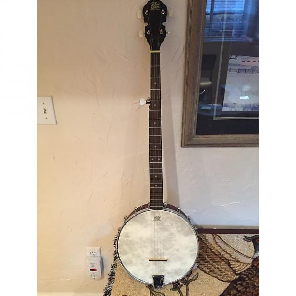 Custom Rogue Open Back 5 String Banjo Year Unknown As Pictured #1 image