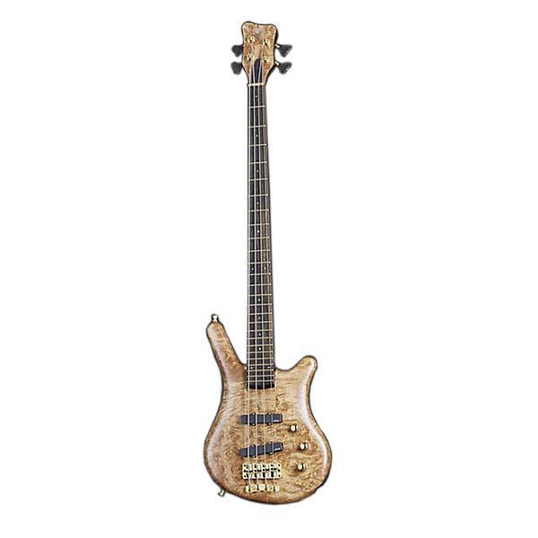 Custom Warwick Custom Shop LTD Thumb NT Ebony Fingerboard Electric Bass Natural - 0274EX9014GZXXX5WW #1 image