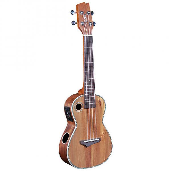 Custom Riptide EUC-11NS Acoustic-Electric Concert Ukulele #1 image