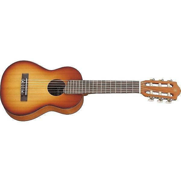 Custom Yamaha Guitalele GL1 + housse - brown sunburst #1 image