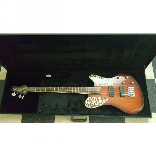 Custom Schecter Ultra Bass 2004(?) Sunburst #1 image